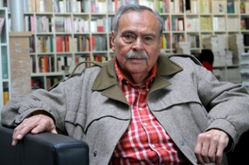 Eraclio Zepeda, FCE.