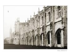 Lisboa. Monasterio los Jerónimos