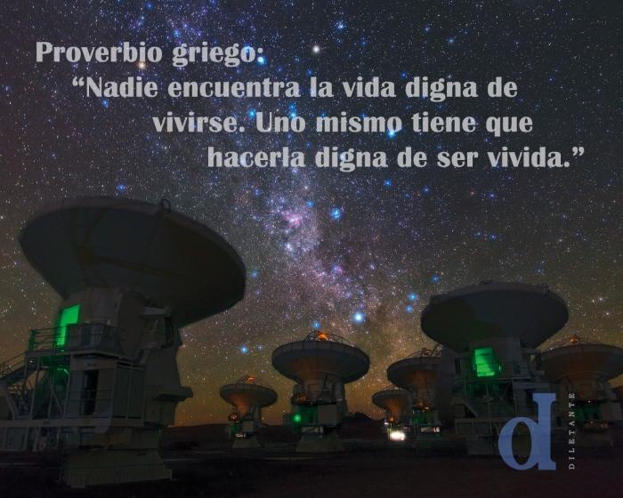 Lo nunca publicado (2)... Fotografía. European Southern Observatory